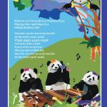 "From ""The Panda Banda"", illustrated by Pam Spremulli, from the book The Panda Banda"