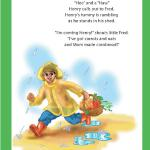 """Hee Haw Henry"", from the book The Panda Banda, illustrated by Richa Kinra"
